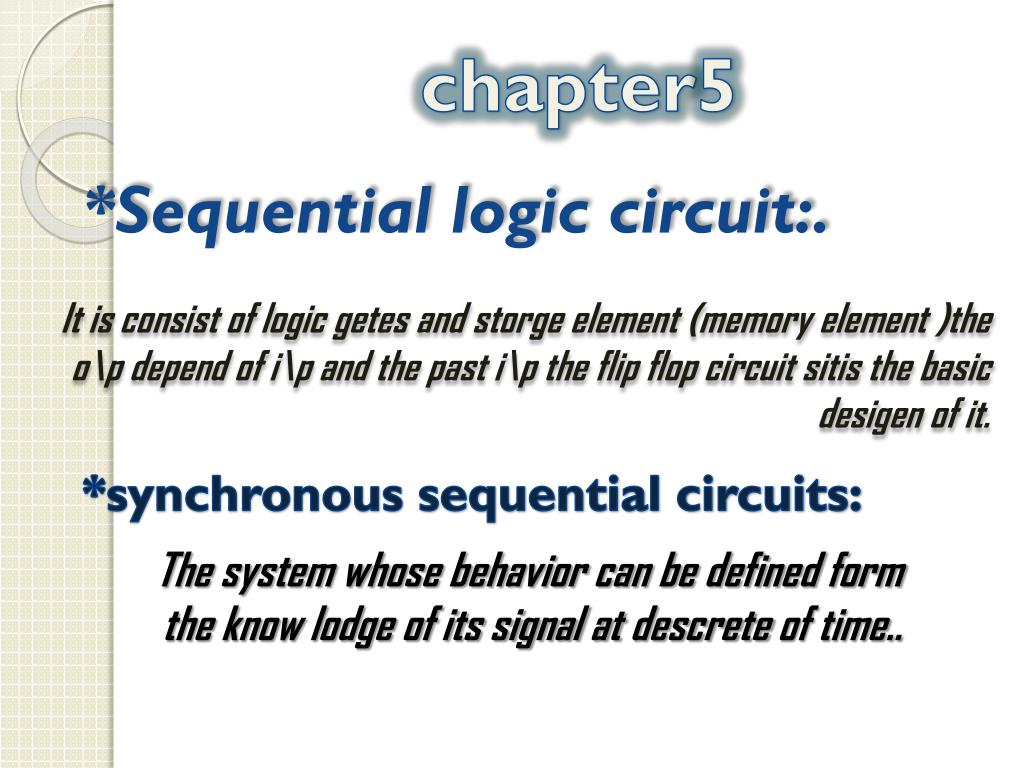 Ppt Sequential Logic Circuit Powerpoint Presentation Id2590536 Diagram Of 3x8 Decoder N