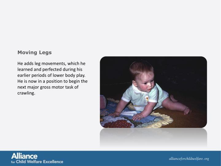 Moving Legs