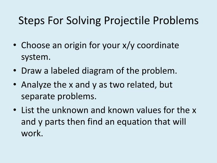 PPT - Projectile Motion PowerPoint Presentation - ID:2592783