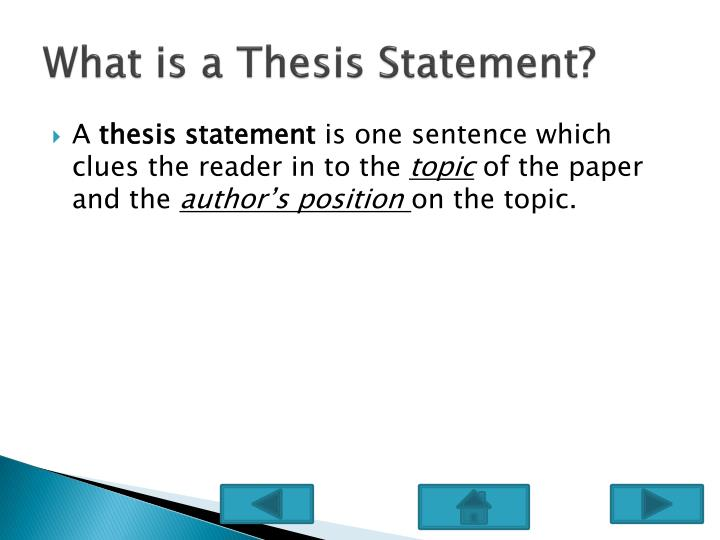 what is a thesis statemetn Need to write a thesis statement of course you do learn what makes a good thesis statement and how to create one in this video online writing classes.