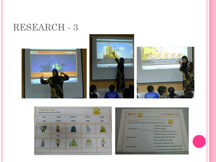 RESEARCH - 3