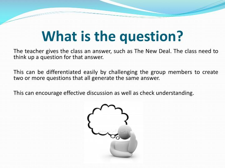 What is the question?