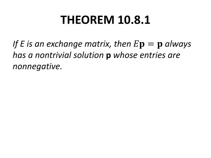 THEOREM 10.8.1