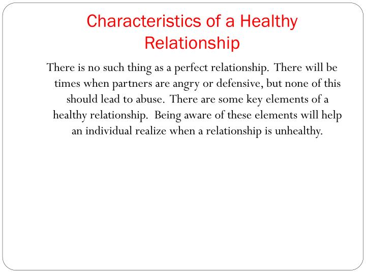 healthy dating relationships powerpoint Healthy choices, healthy relationships table of contents healthy choices, healthy relationships instructor's kit $260 sku: hchr and dating partners.