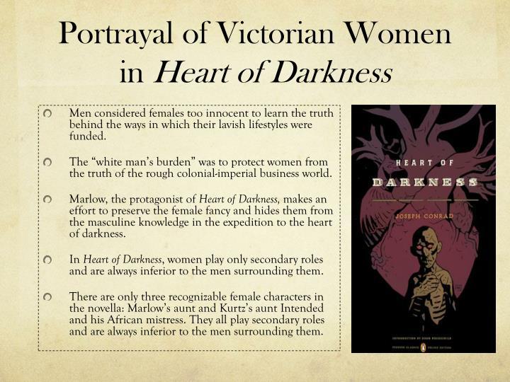 women in heart of darkness
