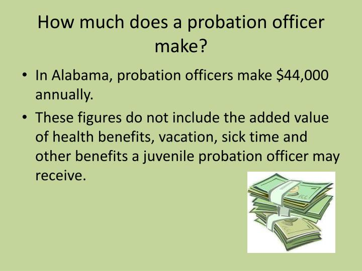 How Much Does A Probation Officer Make?