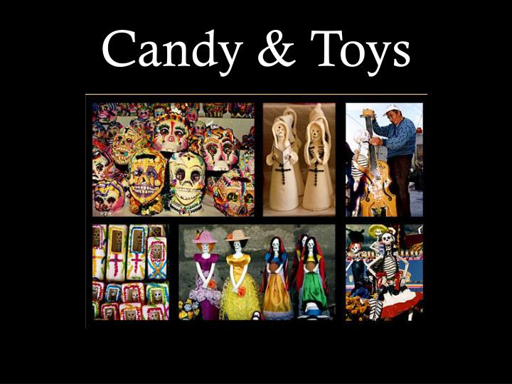 Candy & Toys