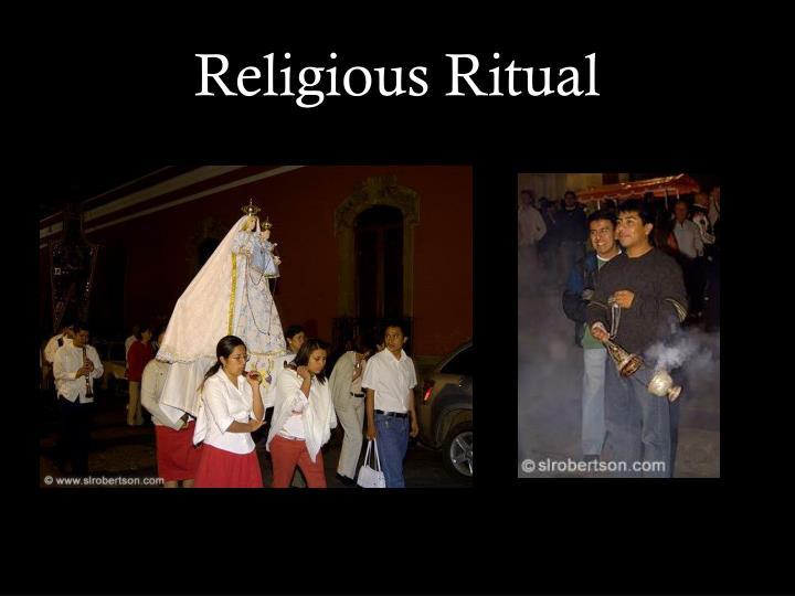 Religious Ritual