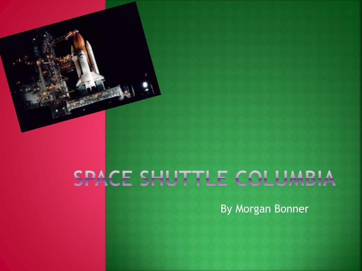 space shuttle powerpoint template - photo #49