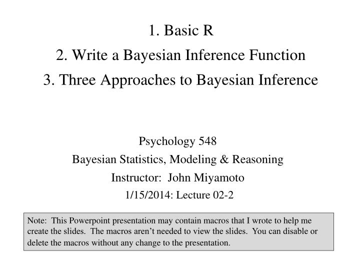 bayesian theory an introduction This book is an introduction to the theory and methods underlying bayesian statistics written by three absolute experts on the field it is primarily intended for graduate students taking a first course in bayesian analysis or instructors preparing an introductory one-semester course on bayesian analysis.