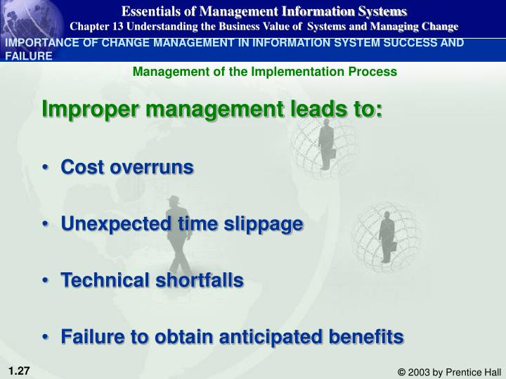 the business value of information system
