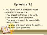 ephesians 3 8