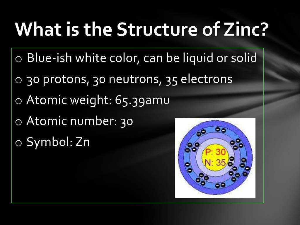 what is zincs boiling point