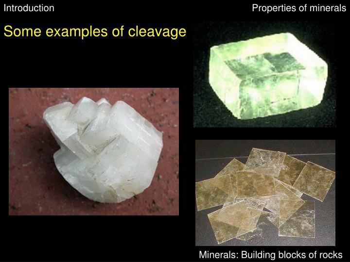 Ppt Minerals Building Blocks Of Rocks Powerpoint Presentation