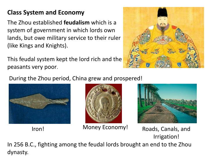 Class System and Economy