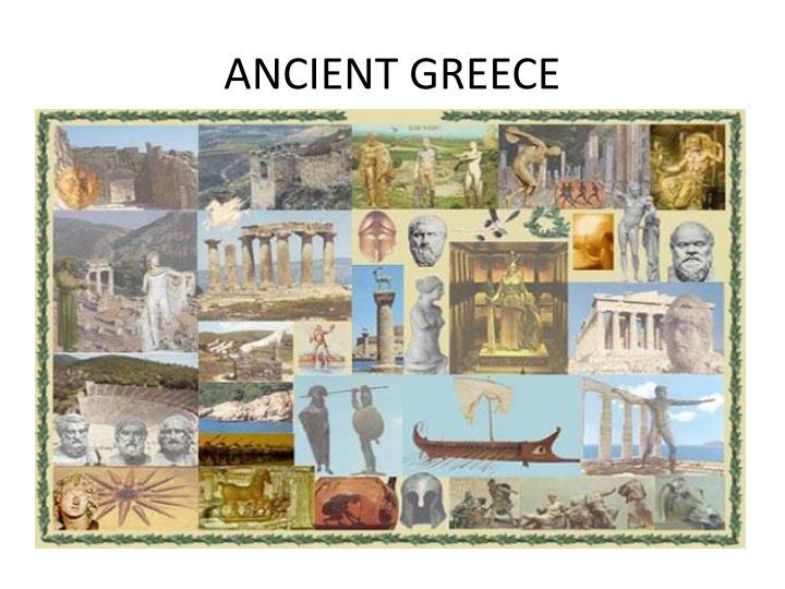 Ncient greece