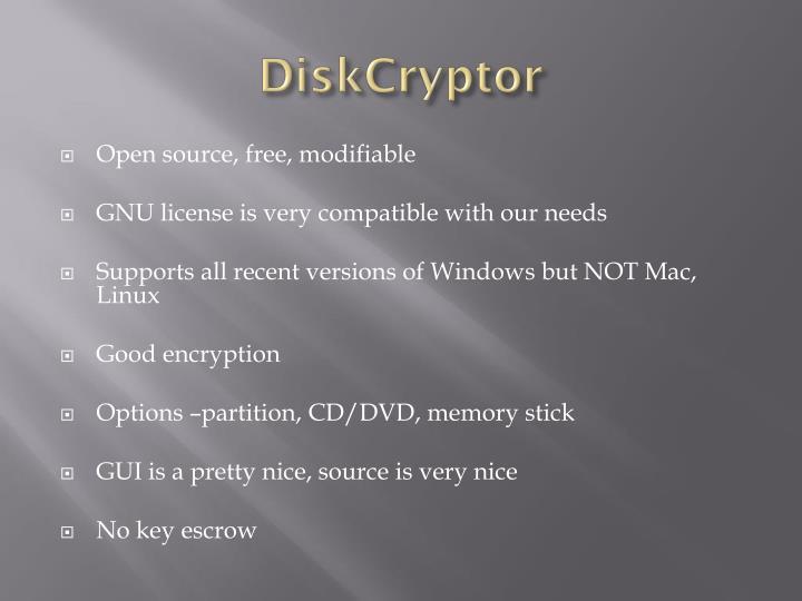 DiskCryptor