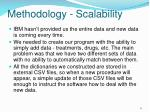 methodology scalability