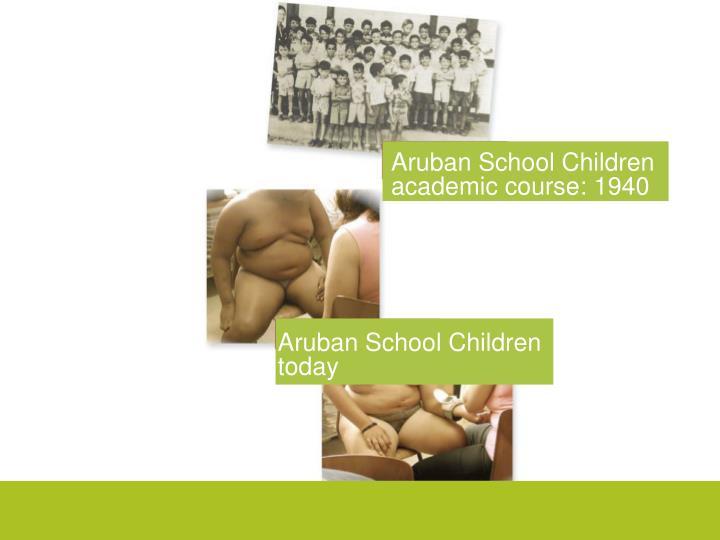 Aruban School Children