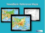 newsbank reference maps