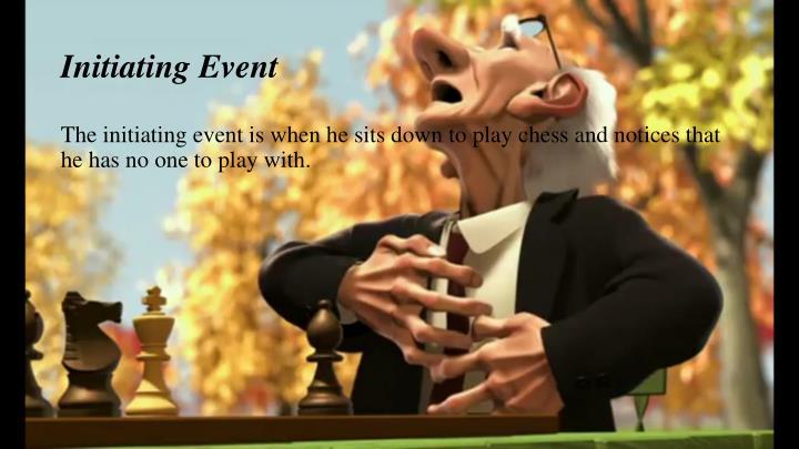 Initiating Event