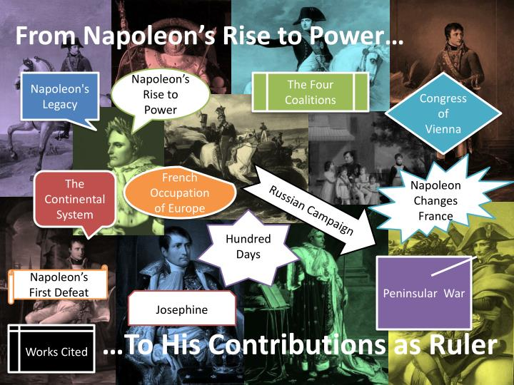 from napoleon s rise to power n.