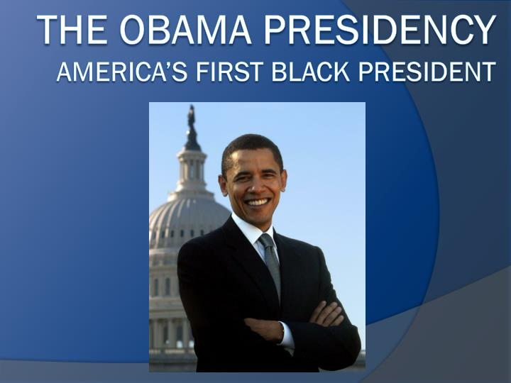the first black president Barack hussein obama was elected the 44th president of the united states, as the country chose him as its first black chief executive.