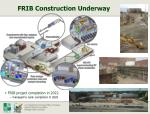 frib construction underway