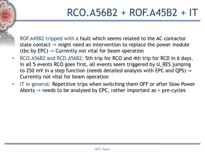 RCO.A56B2 + ROF.A45B2 + IT