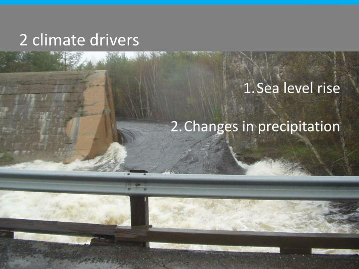 2 climate drivers