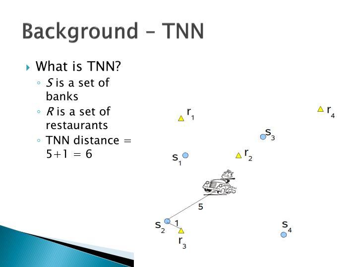 Background tnn