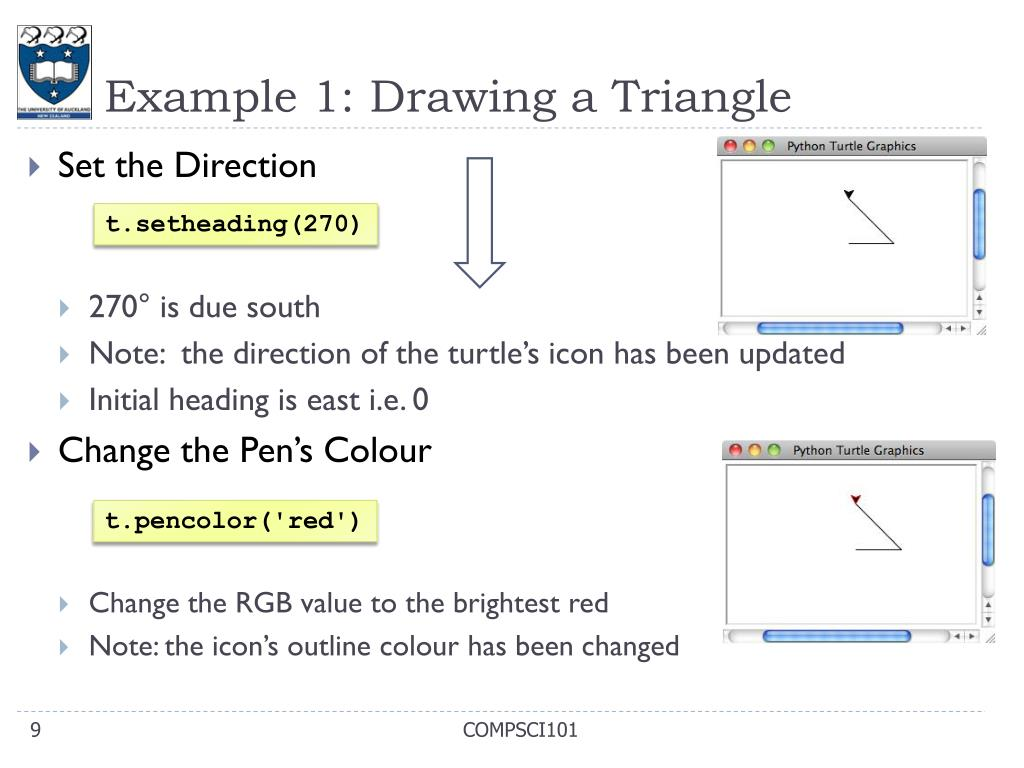 PPT - COMPSCI 101 S1 2014 Principles of Programming PowerPoint