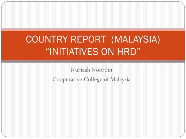 """malaysia country report This is an update to post's standing fairs report, with an update on jakim halal requirements for """"animal based further products, milk and eggs products"""" and guidelines on implementation of analysis fees for imported foods which are assigned """"hold, test and release"""" (htr) examination."""