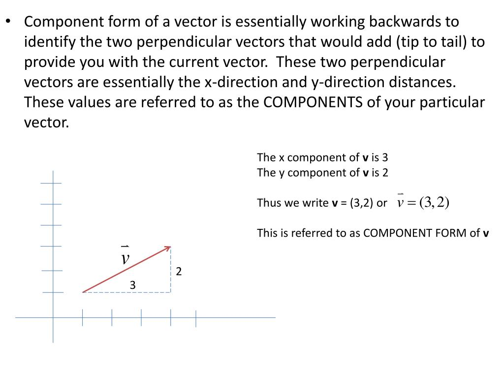 ppt  vectors and scalars powerpoint presentation free
