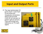 input and output ports2