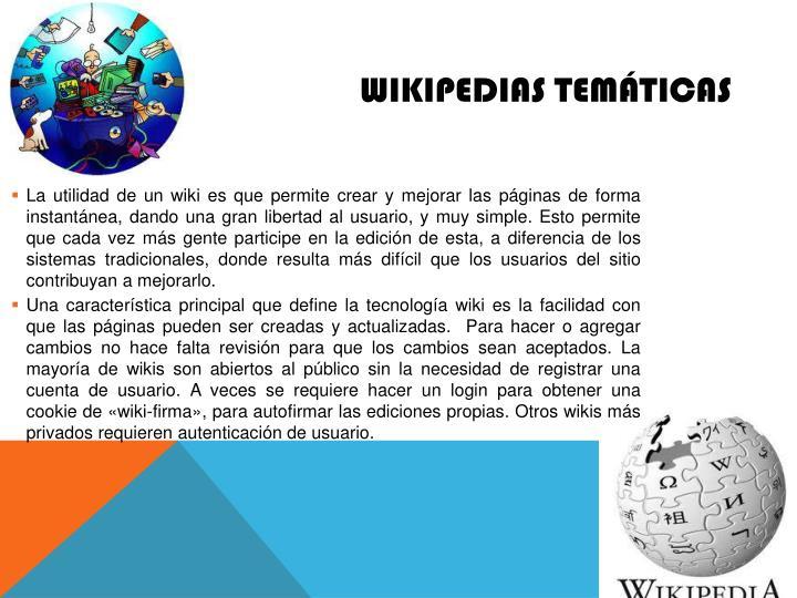 Wikipedias