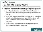 e tag issues re int 014 wecc rbp 1