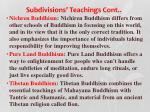 subdivisions teachings cont1