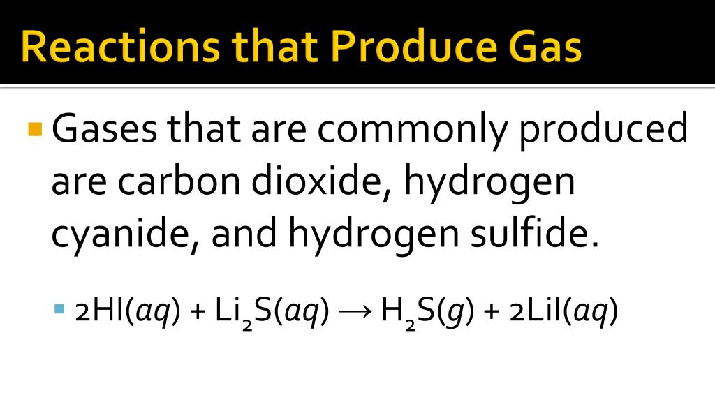 PPT - Reactions in Aqueous Solutions PowerPoint ...