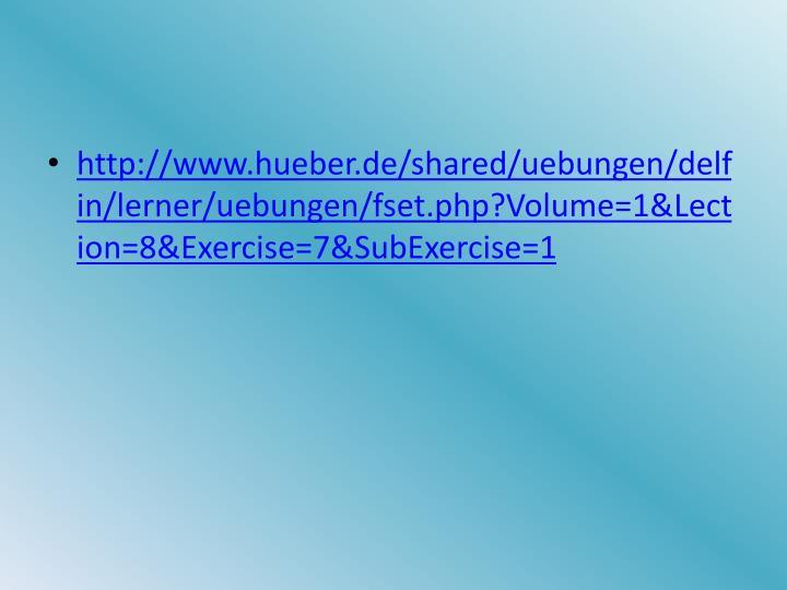 http://www.hueber.de/shared/uebungen/delfin/lerner/uebungen/fset.php?Volume=1&Lection=8&Exercise=7&SubExercise=1