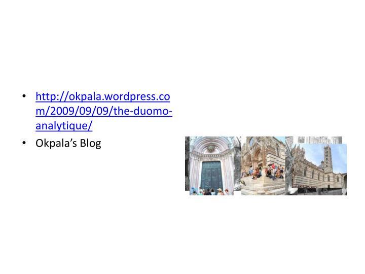 http://okpala.wordpress.com/2009/09/09/the-duomo-analytique/