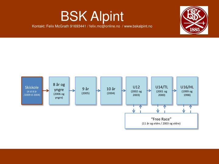 BSK Alpint