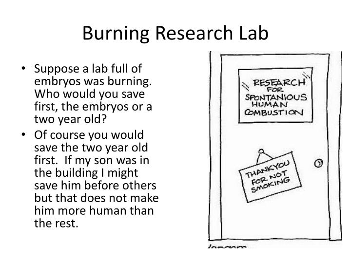 Burning Research Lab