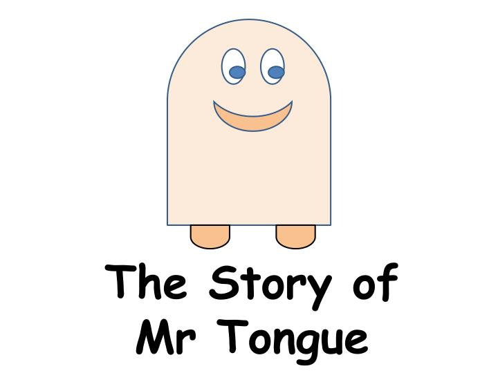 the story of mr tongue n.