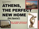athens the perfect new home