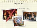 myth 5