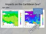 impacts on the caribbean sea2