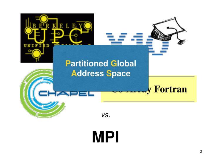Portable mpi interoperable coarray fortran