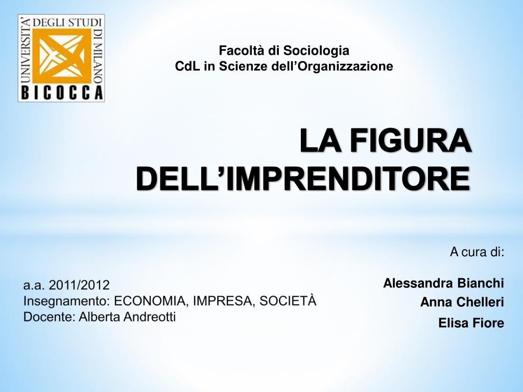 Alessandra Bianchi Architetto ppt - a cura di: alessandra bianchi anna chelleri elisa