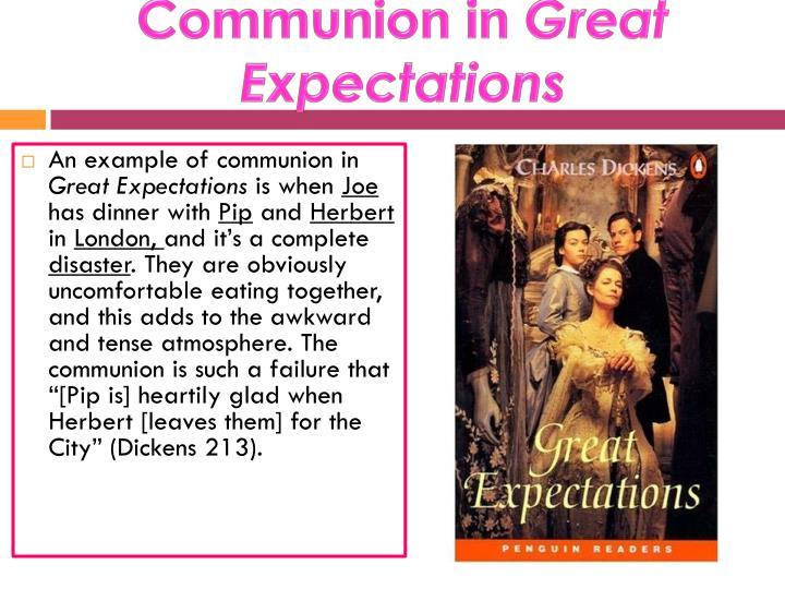 Communion in